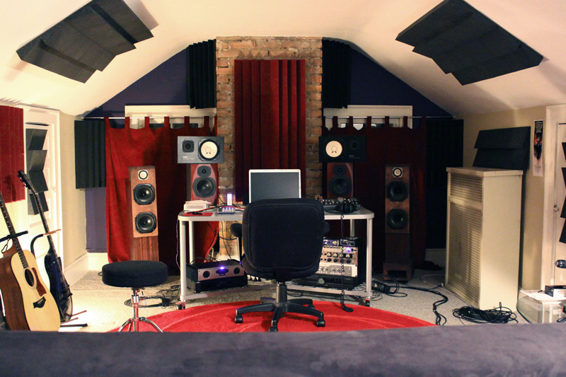 Soundproofing A Home Recording Studio